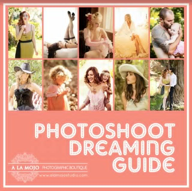 The Photoshoot Dreaming Guide