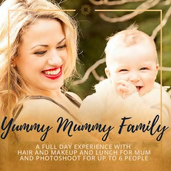 Yummy Mummy Family Portrait Wellington New Zealand