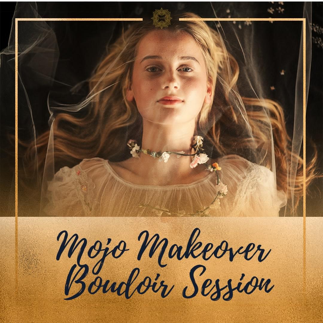 Mojo Boudoir Makeover