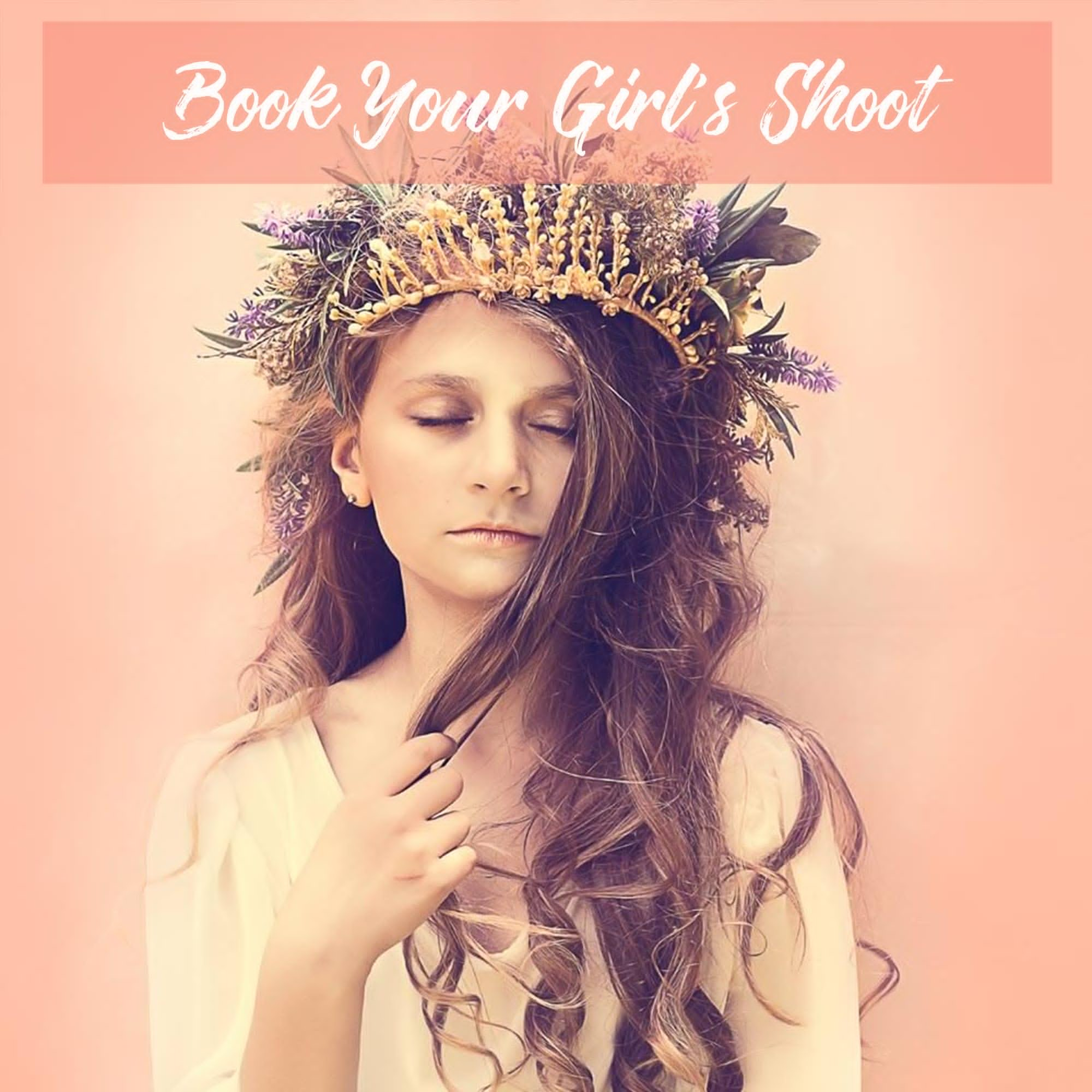 Book Your Girls Shoot!