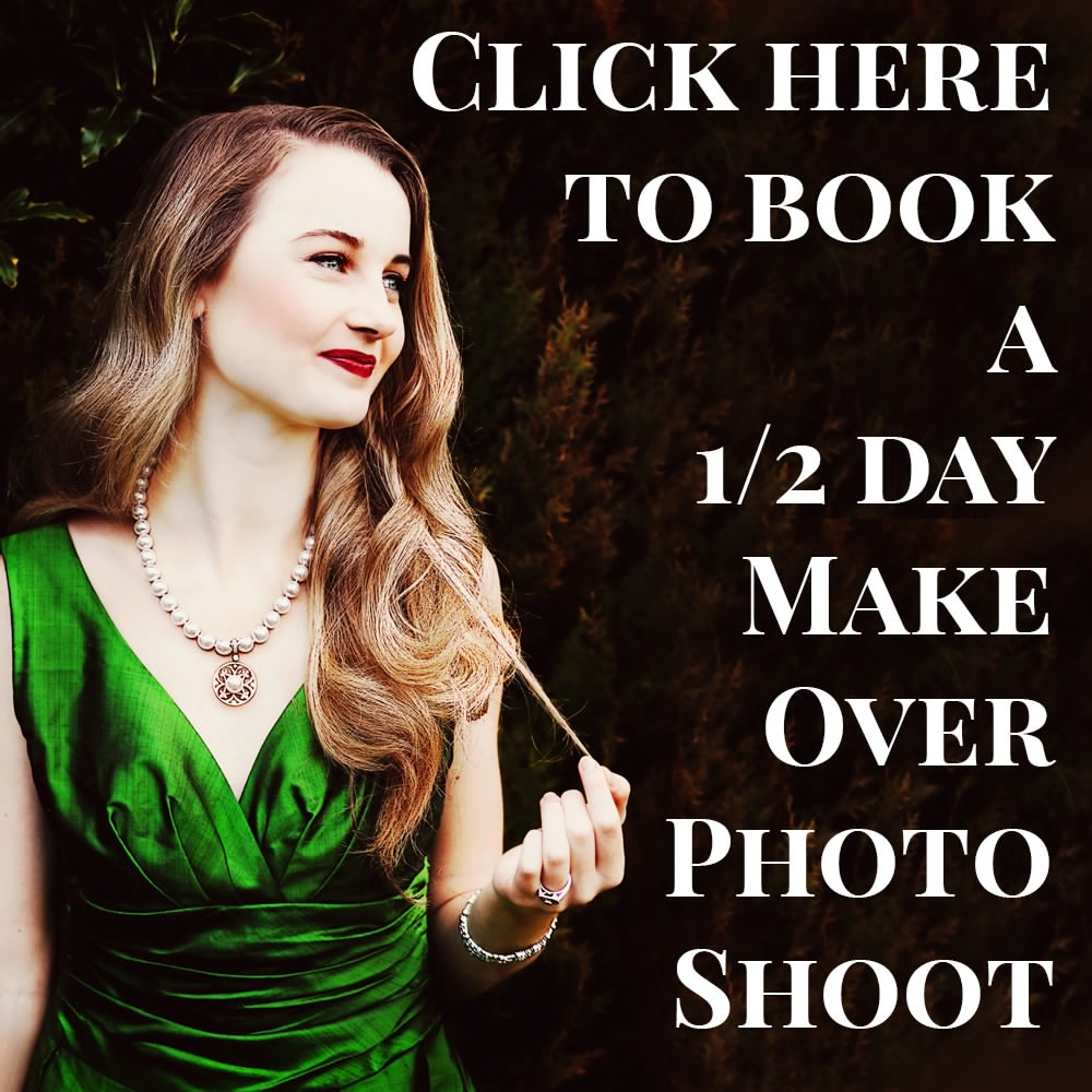 Book your Photoshoot Makeover